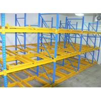 Quality Warehouse Logistic Equipment Push Back Pallet Racking for sale