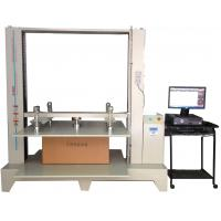 Quality Honeycomb Box Package Testing Equipment Servo Control Compression Tester for Paper Box for sale