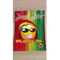 Quality Colorful printing ziplock bag for 1g Jammin Joker herbal incense bag for sale