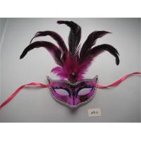 Best Mardi gras mask lot Venetian masquerade year party wedding costume feather wholesale