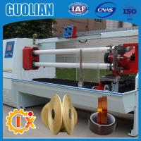 Quality GL-702 Best Price Automatic Crepe Paper Tape Cutting Machine for sale