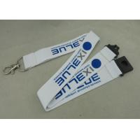 Best Bottle Holder Personalized Lanyards Printing Polyester Key Chain Customized Lanyards wholesale