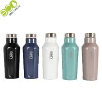 China GV025 350ML/12OZ Travel double wall Vacuum Insulated Stainless Steel Flask on sale