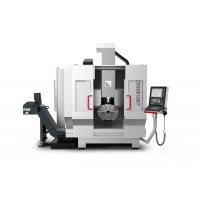 China Direct Drive Torque Motor KMC600 Five Axis Vertical Machining Center for sale