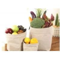 Quality Multifunction Many Style Kraft Paper Storage Bags Food Paper Storage Sack for sale