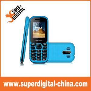 China Bar design spreadtrum6531 1.8 inch TFT screen dual sim card phone on sale
