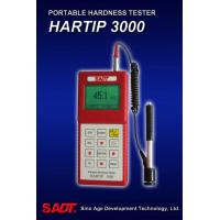 Quality HL Leeb Hartip 3000 red color Automatic Hardness Tester for Measuring Vickers Shore Brinell for sale