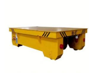 Quality Battery Powered Material Electric Steel Coil Transfer Cart for sale