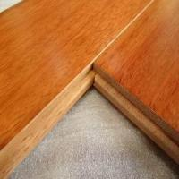 China Solid Kempas Timber Flooring (KP-T-F) on sale