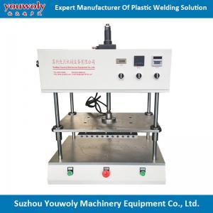 China Desktop Type Ultrasonic Welding Machine for Plastic ABS PP on sale