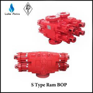 Quality API 16A U type Double Rams BOP for sale