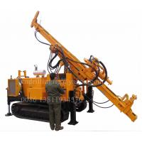 China Crawler Hydraulic Reverse Circulation Drilling Rig For Mining Exploration 500M Depth for sale