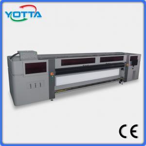 China Digital uv hybrid printer/large format printing machine for advertising on sale