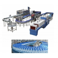 Quality 30000BPH 3 In1 Drinking Water Filling And Capping Machine for sale