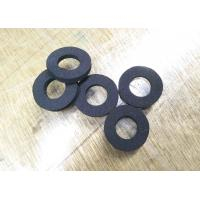 Quality Sponge Flat Rubber Washers Heat Resistance Shockproof  Customized Size for sale