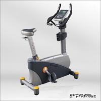 Quality magnetic exercise bike ,commercial fitness equipment luxurious upright exercise bike cardio for sale