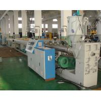 Quality Water Pipe PVC Pipe Extrusion Line for sale