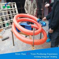 Quality Truck loading grain pneumatic conveyor machine with soft tubes for sale