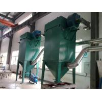 Quality Dust Extraction Fabric Air Filter Baghouse Dust Collector Machine for sale