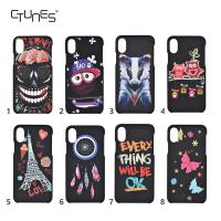 Best iphone8 Hard PC Case Creative Print Pattern Protective Case Drop Proof Cover Hard PC Case for Apple iPhone 8 wholesale