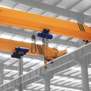 Quality Easy Operation Light Duty 5Ton Single Beam Overhead Crane for sale