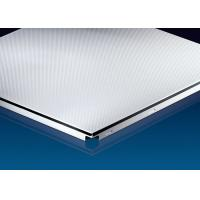 Quality False Ceiling Panels 600x600mm Metal Ceiling Tiles for sale