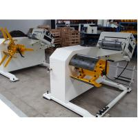 Best Adjust Speed Decoiler Straightener Precision Leveling Equipment With Wooden Case wholesale