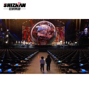 Quality Long Span DJ Light Truss Stand LED Ball Structure Steel Exhibition Truss System for sale