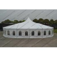 Quality Customized Mixed High Peak Multi-side Tent For Wedding Party for sale