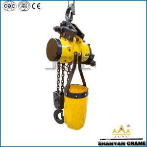 China Air Hoist 1t 2t 3t 5t 10t 15t 20t 25t ,Pneumatic chain hoist, Air Chain hoist on sale