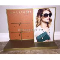Quality Eyewear Retail Shop Unit Small Counter Display Stands For Sunglasses Merchandising for sale