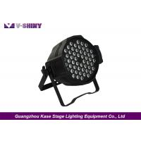 Buy cheap 54pcs x 3w Rgb 3 - in - 1 Die Cast LED Par Light For Stage Event Ultra from wholesalers