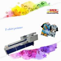 China Dark Color T Shirt Directly A3 Printing Machine With Ricoh GH2220 Print Head on sale