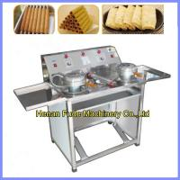 Quality Egg roll baker, egg roll machine, small snack machine for sale