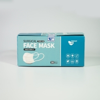 Quality Three Layer Antibacterial Surgical Face Mask for sale