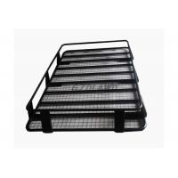 China 4X4 Universal Roof Rack Cargo Baskets Steel Material For Toyota Land Cruiser 80 Series on sale