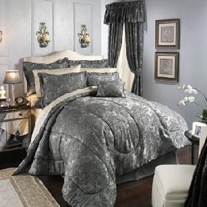 China Woven Jacquard Comforter Set on sale