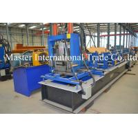 Best Automatic Arch Sheet Roll Forming Machine For Purlin / Thick Building Material wholesale