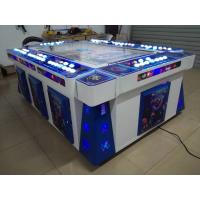 Quality Angry Shark Theme Fishing Game Machine Big Fish Eat Small Fish Game Type for sale