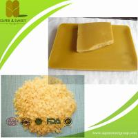 Quality Food Grade and Pharmacy Natural Beeswax Block&Pellets for sale