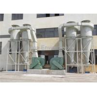 Quality Carbon Steel Dust Extraction System , High Corrosion Resistant Dust Collector Cyclone for sale