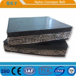 China NN Series NN400 Nylon Rubber Conveyor Belt for sale