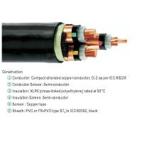 Quality Copper Conductor XLPE Insulated Power Cable for sale