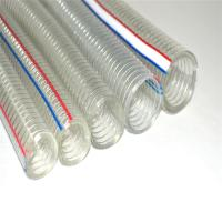 Quality (2987) 10MM agriculture braided pvc steel wire spiral hose for sale