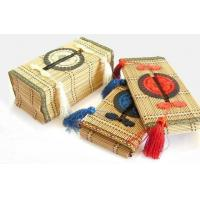 Best Bamboo Woven Tissue Box, Handicrafts,Furnishings,Home Decor wholesale