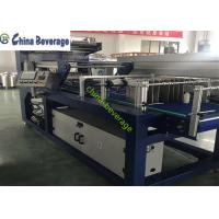 China Automatic PE Film Industrial Shrink Wrap Machine , Heat Shrink Wrap Machine With Heating Tunnel on sale