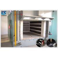 Quality Box Type Resistance Industrial Muffle Furnace For Metal Normalizing Annealing for sale