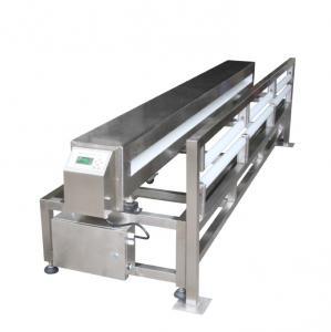 China 304 Stainless Steel Industrial Metal Detectors , Tunnel Metal Detector Machine on sale