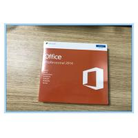 Buy cheap OFFICE PRO 2016 WIN ALL LNG APAC EM PK LIC ONLINE DWNLD C2R NR MADE IN SINGAPORE from wholesalers