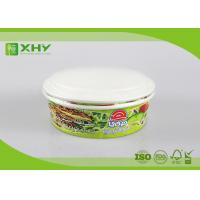 Quality Professional Paper Salad Bowls Disposable Soup Bowls With FDA Certificate for sale